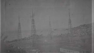 Patara'da 'telsiz telgraf' buluşması