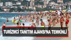 Turizmci Tanıtım Ajansı'na temkinli