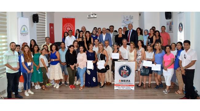 Yerleşik İranlılar Türkçe öğreniyor