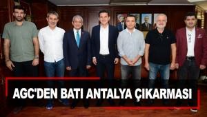 AGC'den Batı Antalya çıkarması
