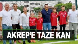 AKREP'E TAZE KAN