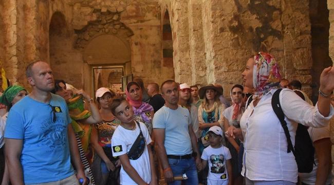 Aziz Nikolaos ve Myra'da gelir arttı