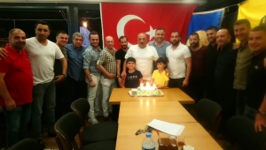 Fenerbahçe'de ilk başkan Göncü
