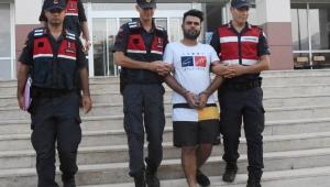 Kaçak göçmenler otelde yakalandı