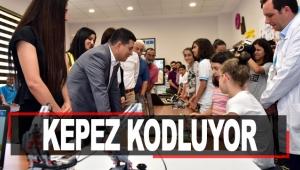 KEPEZ KODLUYOR