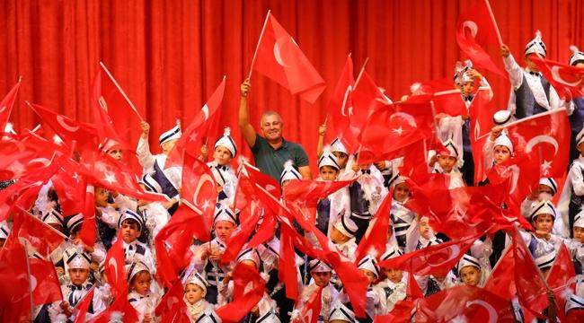 Manavgat Belediyesi'nden sünnet şöleni