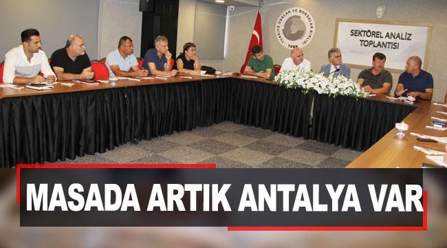 Masada artık Antalya var