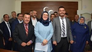 MHP Korkuteli yönetimi yenilendi