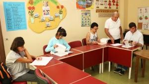 Özel bireylerin yeni eğitim yılı heyecanı
