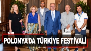 Polonya'da Türkiye festivali