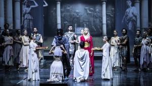 'Troya' epik operası ilk kez Antalya'da