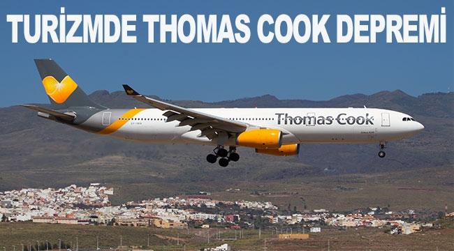 Turizmde Thomas Cook depremi