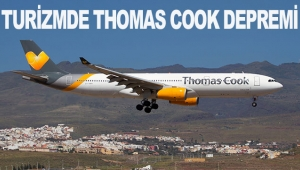 Turizmde Thomas Cook depremi