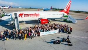 180 turiste ücretsiz Antalya tatili