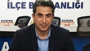 AK Parti Serik İlçe Başkanı istifa etti