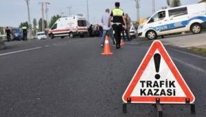 Antalya'da askeri araç devrildi: 3 yaralı