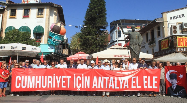Antalyalılara davet