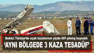 'Aynı bölgede 3 kaza tesadüf'