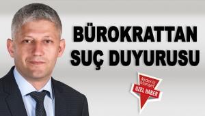 Bürokrattan suç duyurusu