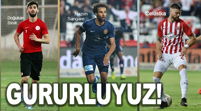 GURURLUYUZ!
