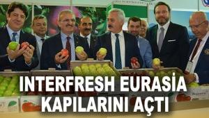 Interfresh Eurasia kapılarını açtı