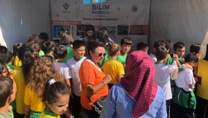 Kepez, 7'nci Konya Bilim Festivali'nde