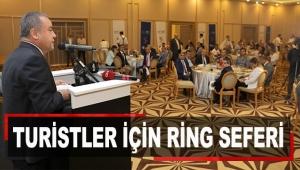 Turistler için ring seferi