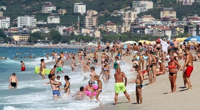 2020'de 20 milyon turist