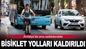 Bisiklet yolu tepkisi