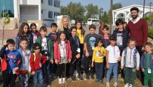 Dahi öğrenciler Antalya'da