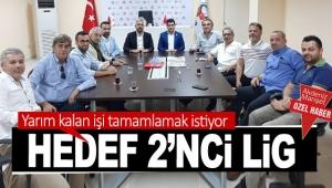 HEDEF 2'NCİ LİG