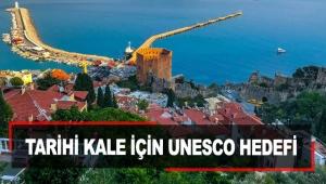Tarihi kale için UNESCO hedefi
