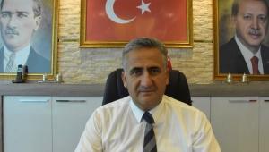 AK Parti Demre'de Koparıcı ile devam