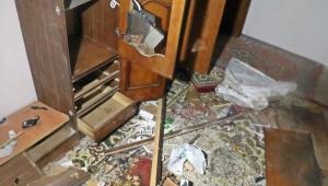 Antalya'da eve yıldırım düştü: 1 yaralı