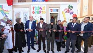 Barış mahallesine anaokulu müjdesi