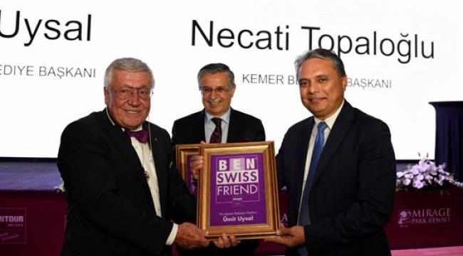 Başkan Uysal'dan Kaleiçi daveti