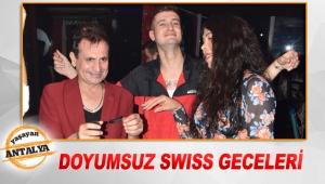 Doyumsuz Swiss geceleri
