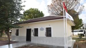 Kepez'den anahtar teslimi muhtar evi