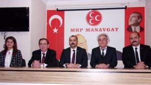 MHP Antalya'dan istişare toplantısı
