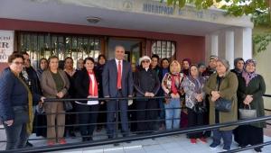 Muratpaşa'dan sağlık desteği