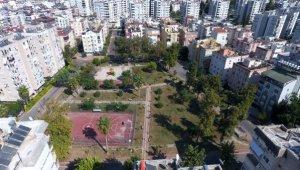 Muratpaşa'dan toplu park açılışları