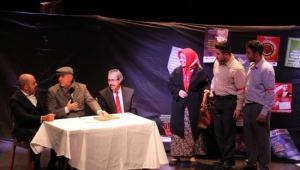 TÖVİŞ'ten tiyatro oyunu