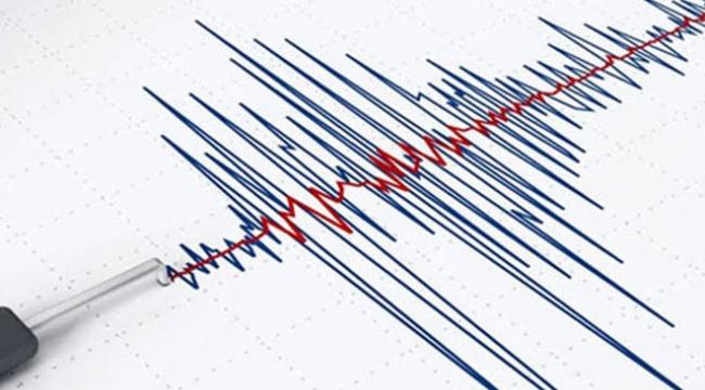 6.8 büyüklüğünde deprem!