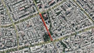 Anafartalar Caddesi asfaltı yenileniyor