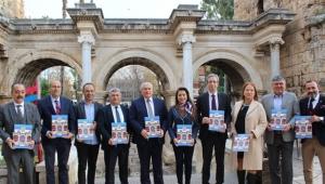 Antalya, kongre turizminde iddialı