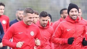 Antalyaspor'da Konyaspor hazırlıkları