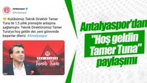 Antalyaspor'dan
