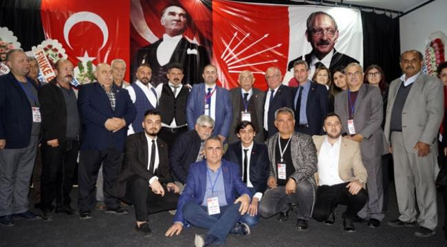 CHP Finike'de Arıcan seçildi