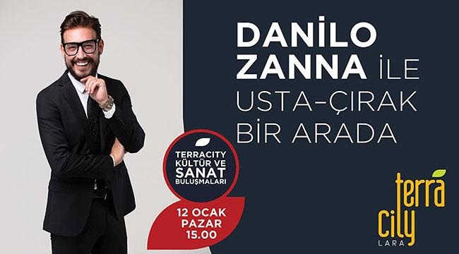 Danilo Zanna geliyor