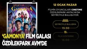 'Gamonya' film galasıÖzdilekPark AVM'de